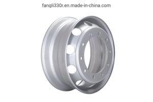 Roda de caminhão de aço de alta qualidade (22,5*9,00)