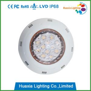 indicatori luminosi subacquei della piscina di colore LED dell'ABS 9W LED RGB di 258mm multi