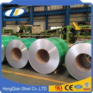 SUS 201 di Tisco bobina dell'acciaio inossidabile 430 304 316 con spessore reale