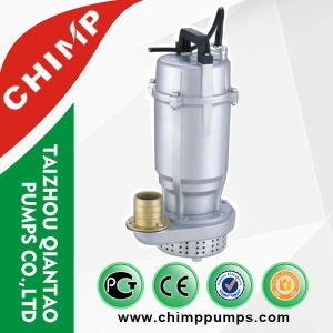 0.5 HP Qdx Bomba de agua sumergible eléctrica