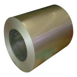 Material de techos revestidos Alu-Zinc laminados en frío de la bobina de acero Galvalume