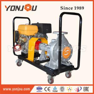 Центробежный насос термического масла дизельного двигателя