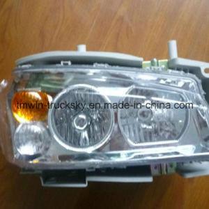 FAW Foton Weichai Sinotruck HOWOのトラックの予備品のヘッドランプ