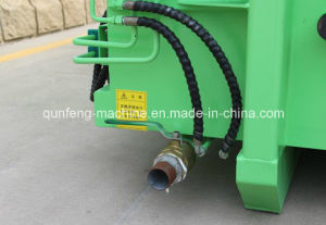 Mqf12ly Selbst-Verbindener Abfall-Dosen-Reinigungs-LKW