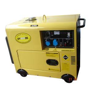 디젤 엔진 발전기 (DY6000DS)