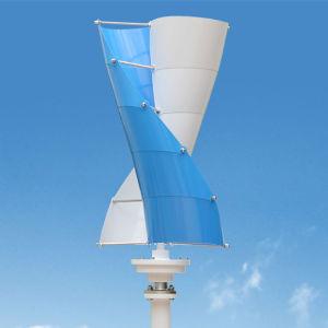 200W 수직 축선 최대 힘 220W를 가진 작은 바람 발전기 바람 터빈