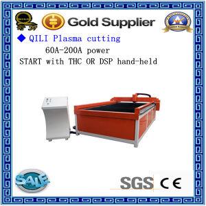 Portátil de bajo coste de plasma CNC Máquina de corte Ql Router CNC