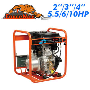 5.5/6/10 HP 2''/3/4 para motores diesel da bomba de água