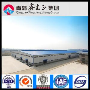 Hangar del edificio de la estructura de acero de la Pre-Ingeniería (SSW-14034)