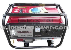 5kw Elemax Sh5900 유형 휴대용 전기 휘발유 발전기