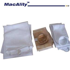 Polvere Collector Bag/Water e Oil Repellent Needle Felt Filter Bag/Needle Felt Anti-Static Bag/PTFE Plastic Bag/Needle Punched Felt Bag