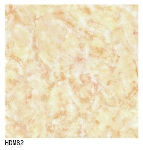 Het micro-Kristal van Foshan de Tegel Hdm82 van de Vloer van het Porselein van het Ontwerp