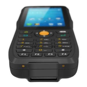 Sistema Andriod 4G Móvil PDA Lectura de códigos de barras