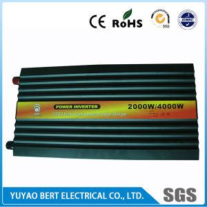 CC Inverter, 48V a CA 100V, 110V, 2000W Pure Sine Wave, Solar Inverter