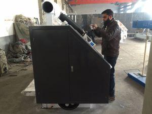 Elektrische Heizungs-einzelner Plandreher für gewölbte Kartoniermaschine