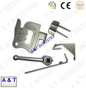 Matériel de construction métallique de poignée moulage sous pression de précision, de la Force Partie métallique