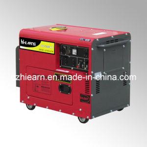 Air-Cooled Silent тип дизельный генератор (DG7500SE)
