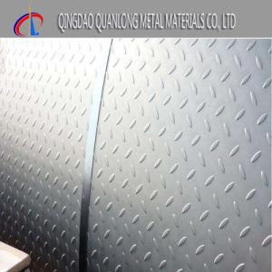 5 Plaat van het Loopvlak van de Plaat van het Aluminium van de staaf de Geruite voor Bevloering