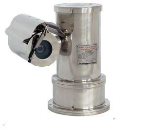 Camera van kabeltelevisie PTZ van het roestvrij staal de Explosiebestendige (shj-ex130-1)