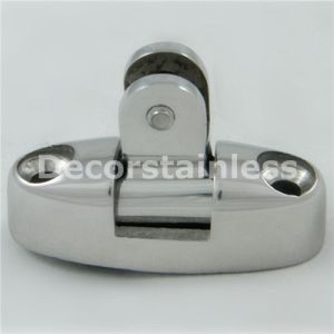 Roestvrij staal 70mm Removable Deck Hinge