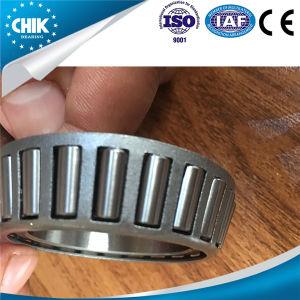 Rodamiento de rodillos de acero inoxidable 33012 limitar la grasa de 3500rpm 60*95*27mm Gcr15