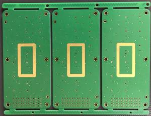 液浸の金が付いている高品質のプリント基板