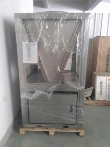 Caixa de aço inoxidável 304/316 Piscina bomba de calor de fonte de ar