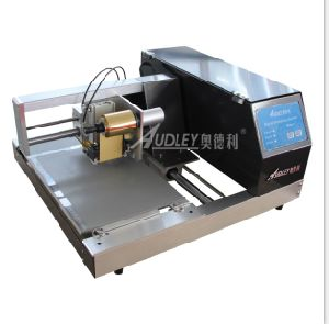 세륨을%s 가진 자동 Plateless A4 Size Digital Hot Foil Stamping Machine