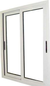 Finestra di scivolamento di alluminio di prezzi ragionevoli e di alta qualità