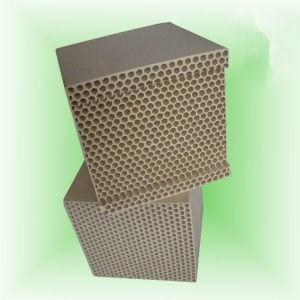 히이터 150*150*300mm를 위해 세라믹 근청석 벌집 Monolith