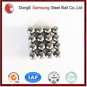 Certificación TS16949 AISI1015 G200 25,4mm Bola de acero al carbono de 1