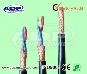 Rvvp cabo multiaxial flexível e fios