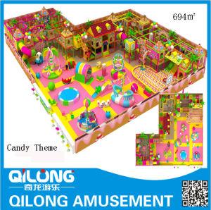 Il tema della caramella scherza la strumentazione di divertimento (QL-150124A)