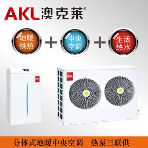 Grupo de poupança de energia para o ar da bomba de calor de água com marcação CE
