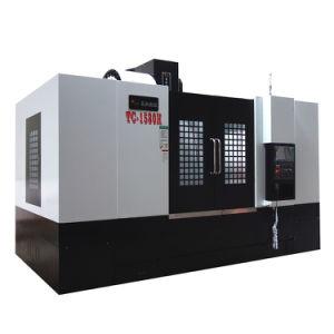 Verificación Guildway Centro de Mecanizado Vertical CNC VMC1580/fresadora CNC de buena calidad