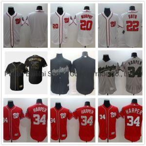 Вышитый Custom футболках nikeid бейсбола с различных вариантов цветов и стилей