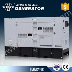 generatore diesel silenzioso di disegno di Denyo del motore 120kw/150kVA