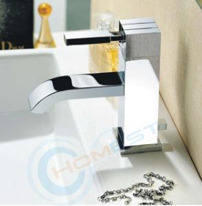 El Diseñador de lujo de la cuenca de latón mezclador (LFT10)