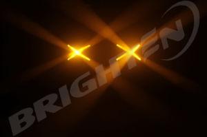 100W Super Mini Sharpy перемещение светового пучка света стадии светодиод головки блока цилиндров