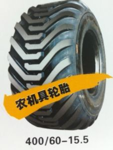 Landwirtschaftlicher Werkzeug-Gummireifen/Reifen 400/60-15.5