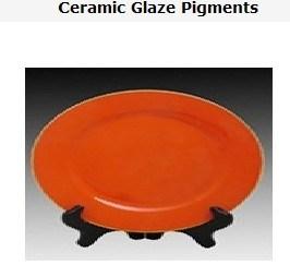 Het ceramische Pigment van de Glans
