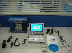7을%s 가진 휴대용 DVD/DVB-T  감시자 선수 (FBG005)