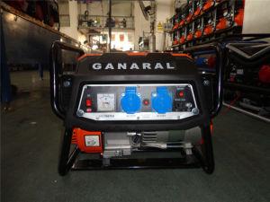 휴대용 휘발유 반동 시작 발전기, 발전기, 가솔린 발전기
