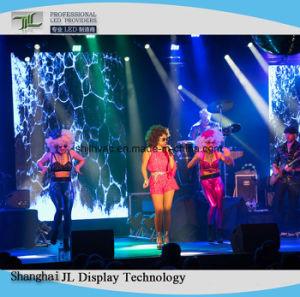Hauteur de pixel fixe intérieur P2.5 LED haute résolution Écran numérique des supports publicitaires