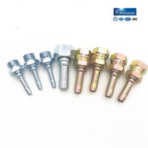 Montaggi idraulici metrici del acciaio al carbonio accessori