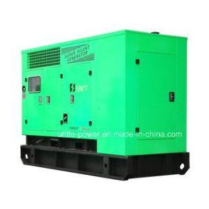 Leises Dieselfestlegenset der Yuchai Wasserkühlung-Hauptenergien-160kVA
