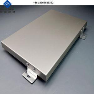 La couleur en métal peint coupe perforée en aluminium panneau décoratif