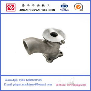 Tubo de acero inoxidable de mecanizado CNC Conectores OEM