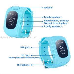 Kids Safety Rastreador GPS assista com dispositivo de localização Sos