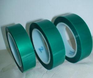 Cinta de espuma de doble cara verde